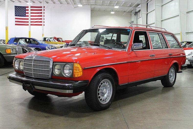 1980 mercedes benz 300td