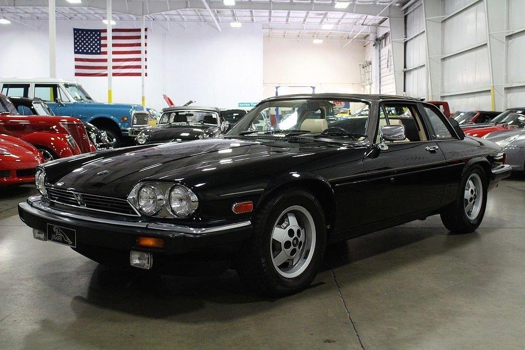 1988 jaguar xj sc
