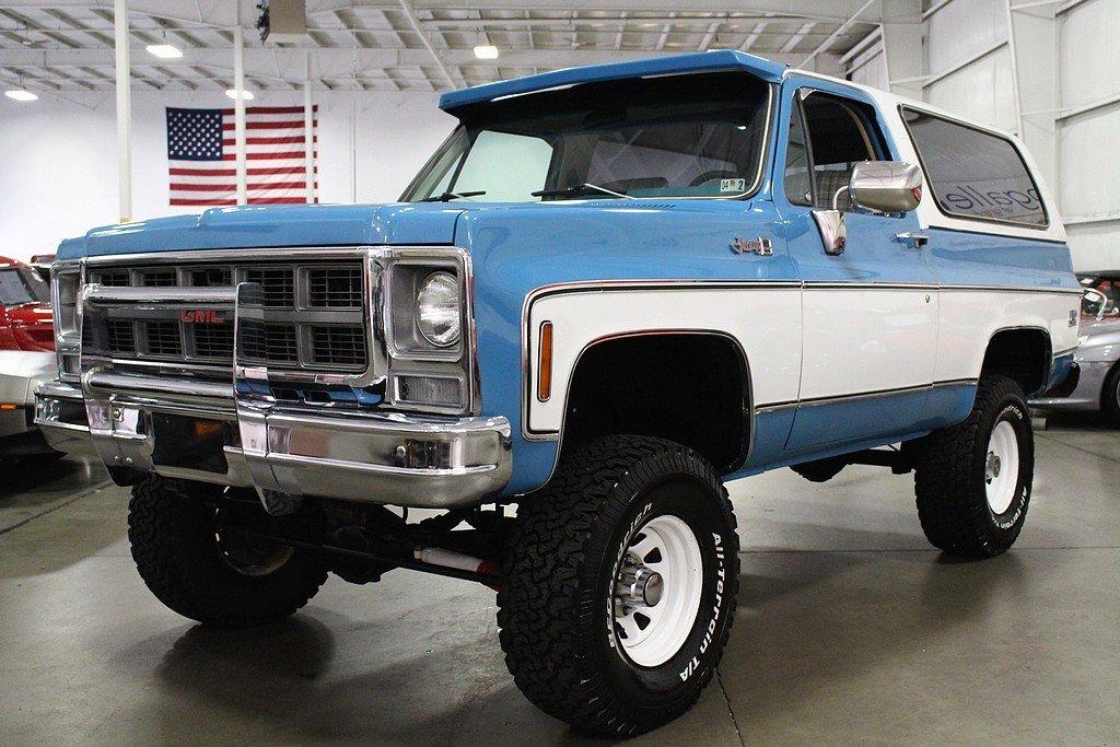 1979 gmc jimmy 1500