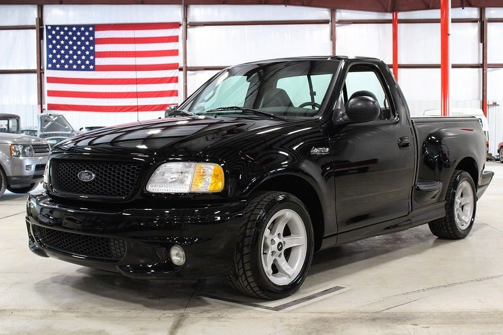 1999 ford f150 roush nitemare edition