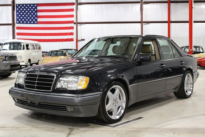 1994 Mercedes-Benz E500 For Sale