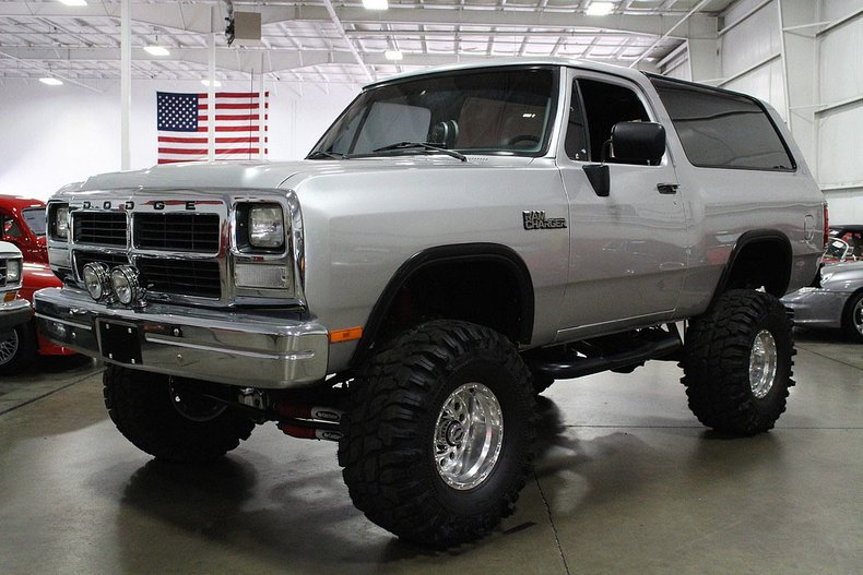1991 Dodge Ramcharger Gr Auto Gallery
