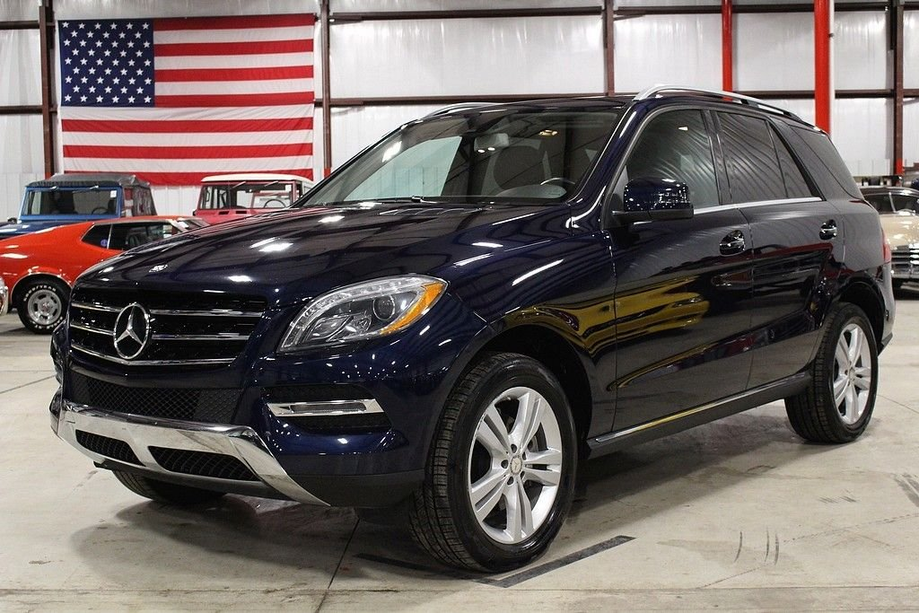 2013 mercedes benz ml350