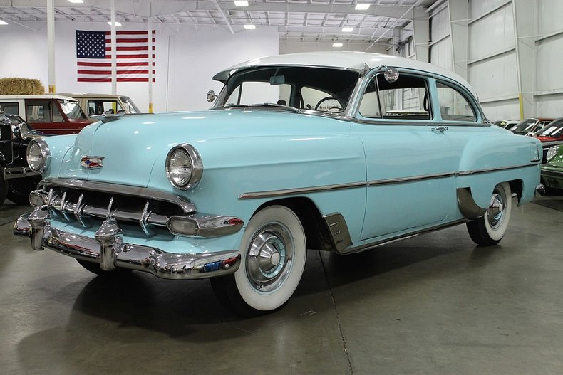 1954 chevrolet 150