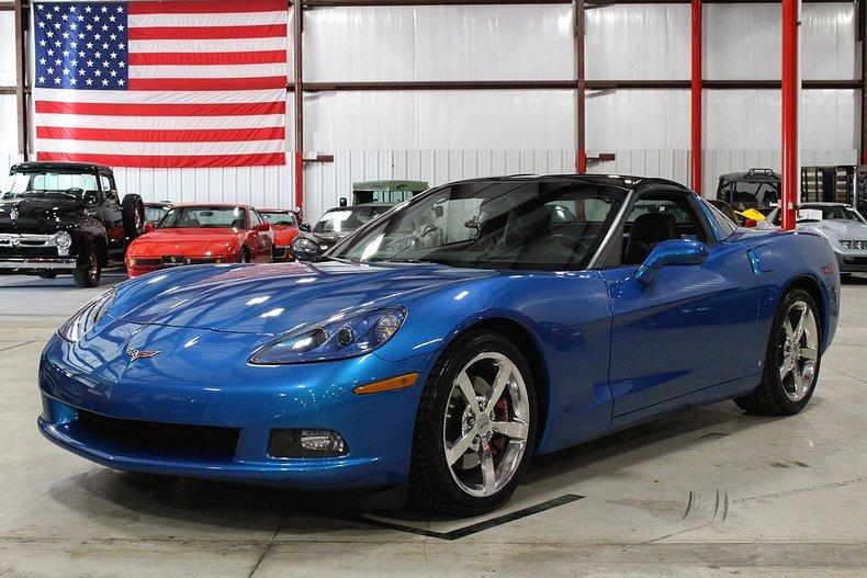 2008 Chevrolet Corvette Gr Auto Gallery