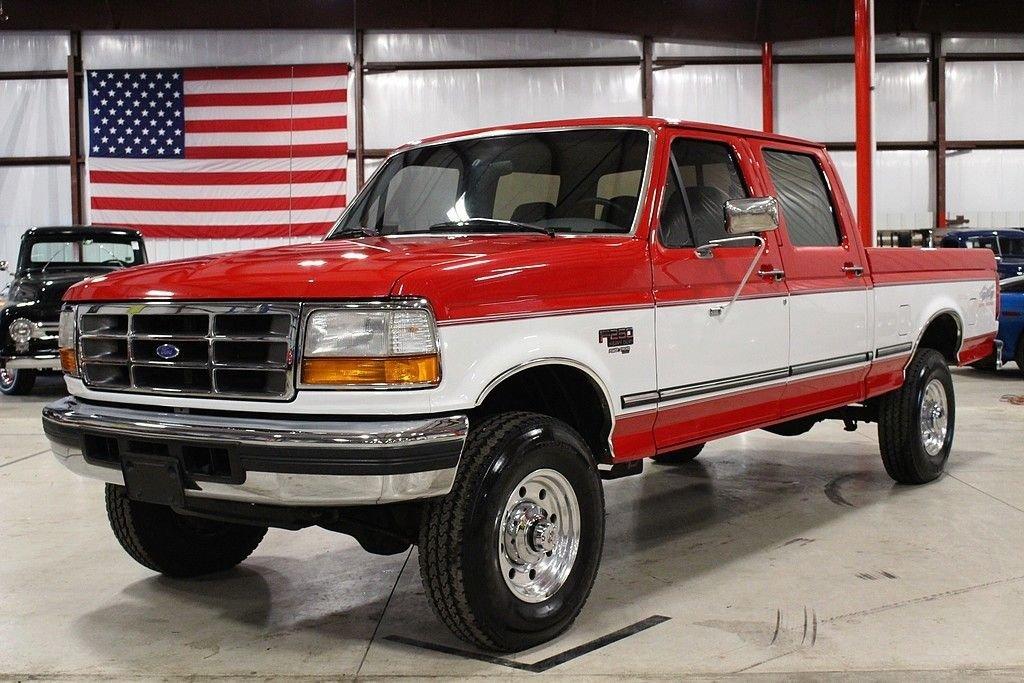 1997 ford f250 xlt crew cab
