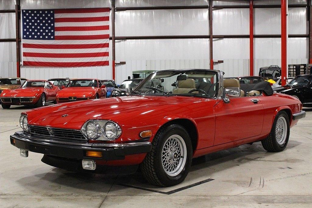 1989 Jaguar XJS | GR Auto Gallery