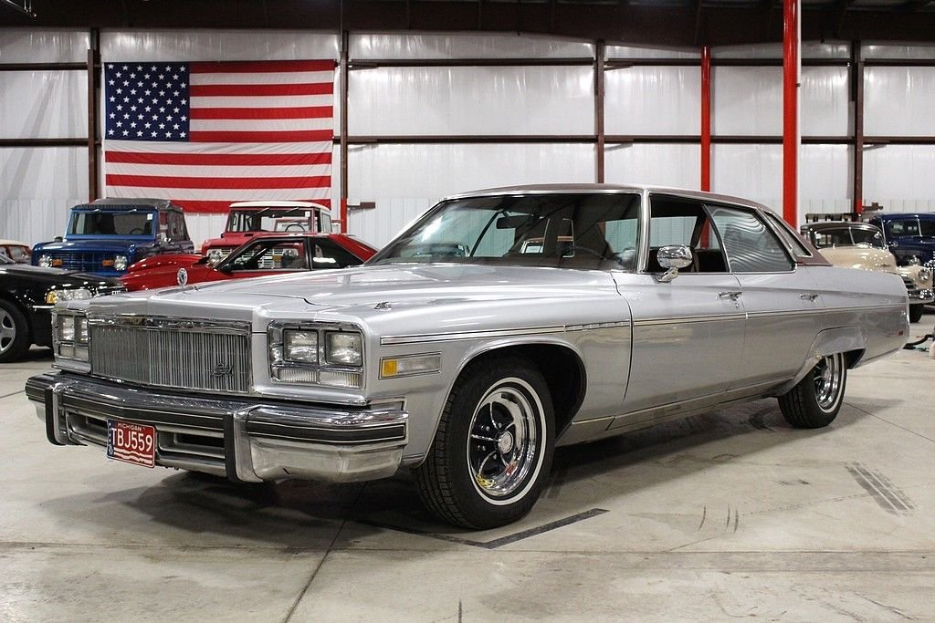 1976 buick electra limited