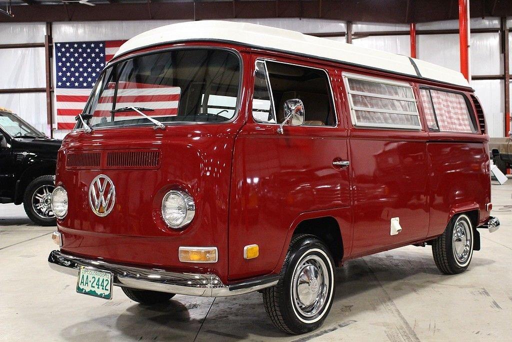 1971 volkswagen westfalia