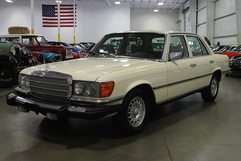 1980 mercedes benz 300sd