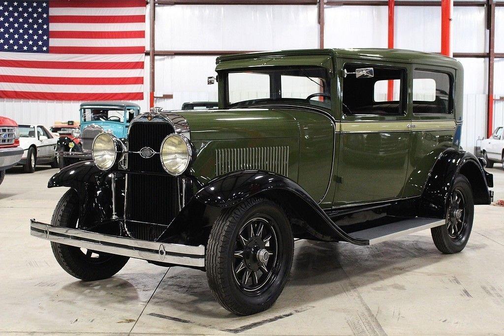 1929 oldsmobile f29 standard