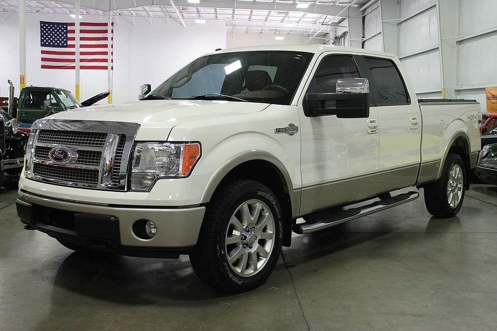 2009 ford f 150 king ranch