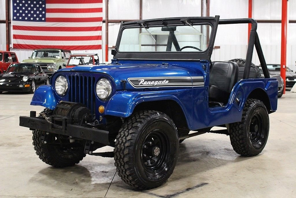 1967 jeep cj 5