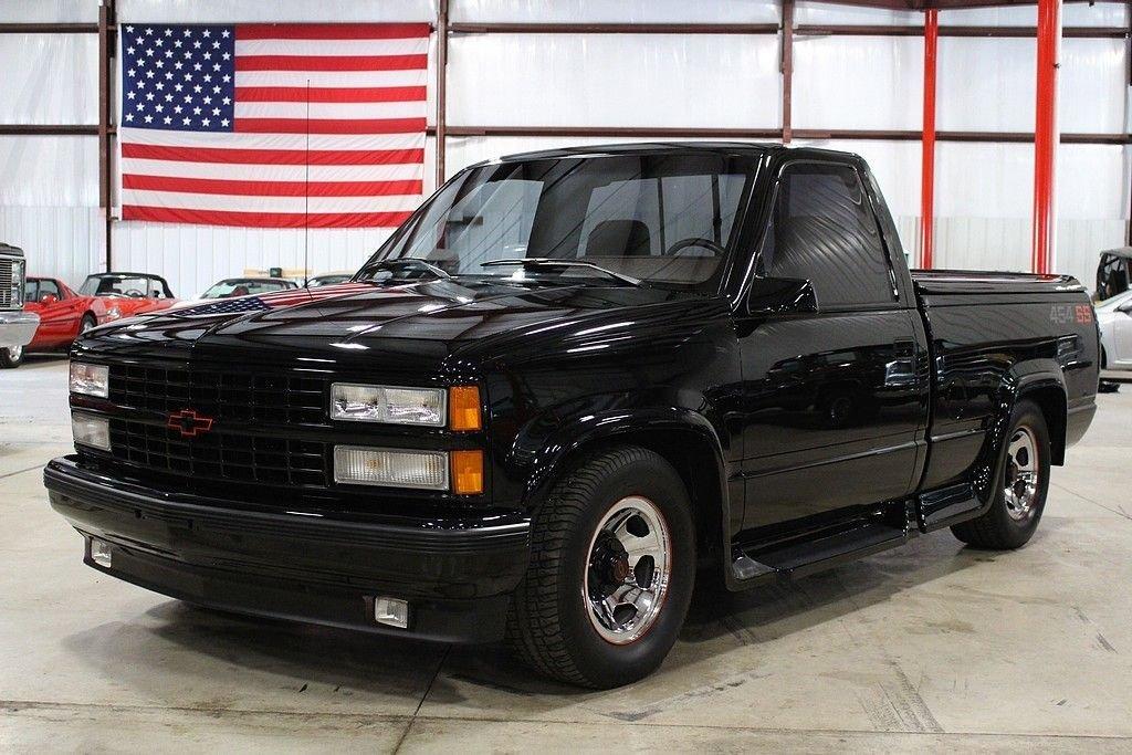 1990 chevrolet c 1500 454 ss