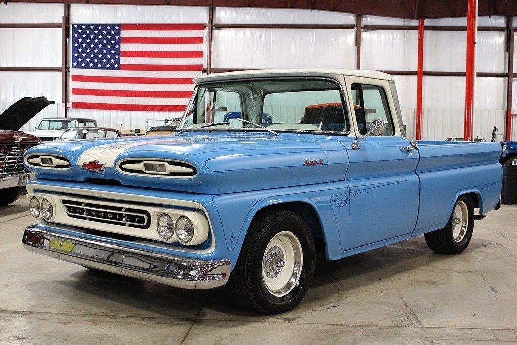 1961 chevrolet c10 apache