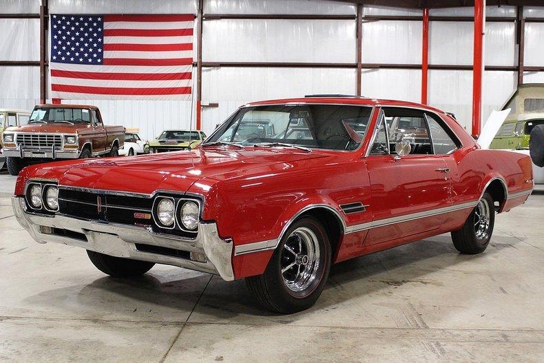 1966 Oldsmobile Cutlass | GR Auto Gallery