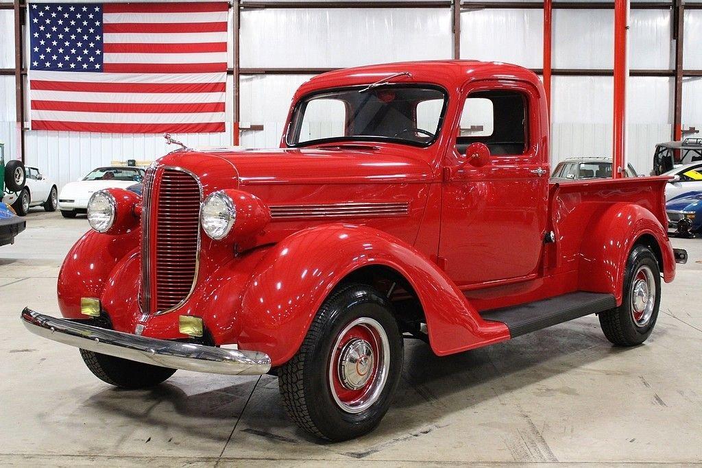 1938 dodge 1 2 ton pickup