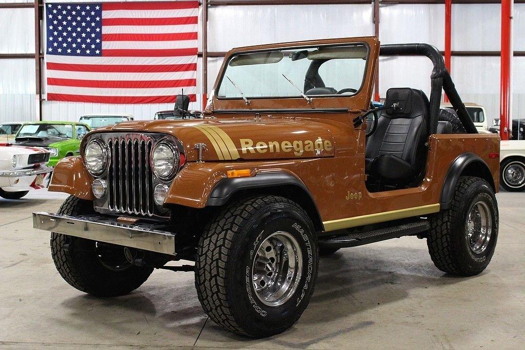 1980 jeep cj 7 renegade