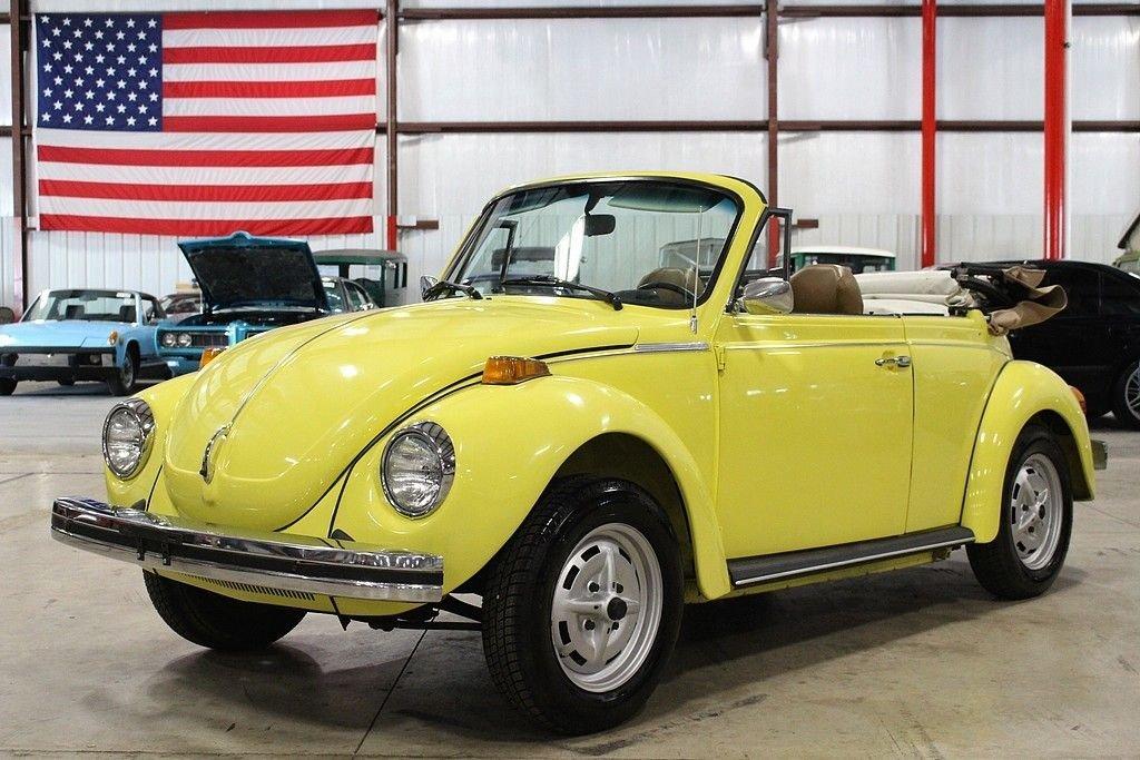 1979 volkswagen beetle super beetle