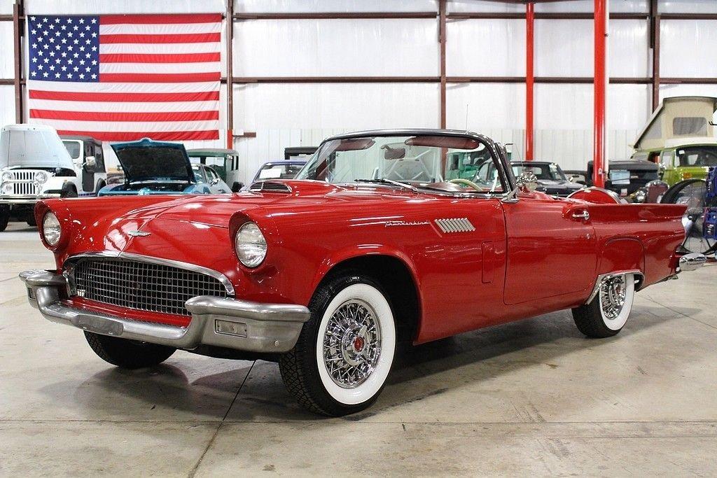 1957 ford thunderbird replica
