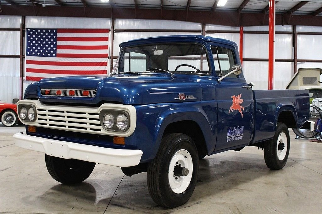1959 ford f250