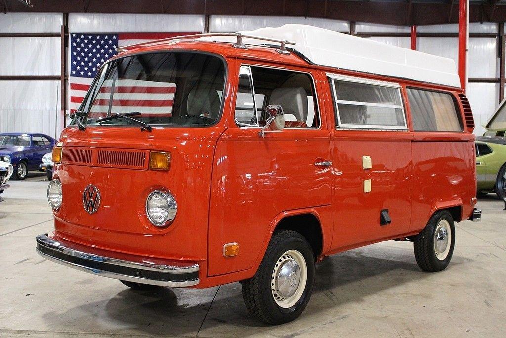 1974 volkswagen westfalia