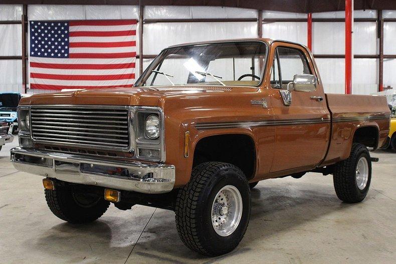 1980 Chevrolet K 10 Gr Auto Gallery