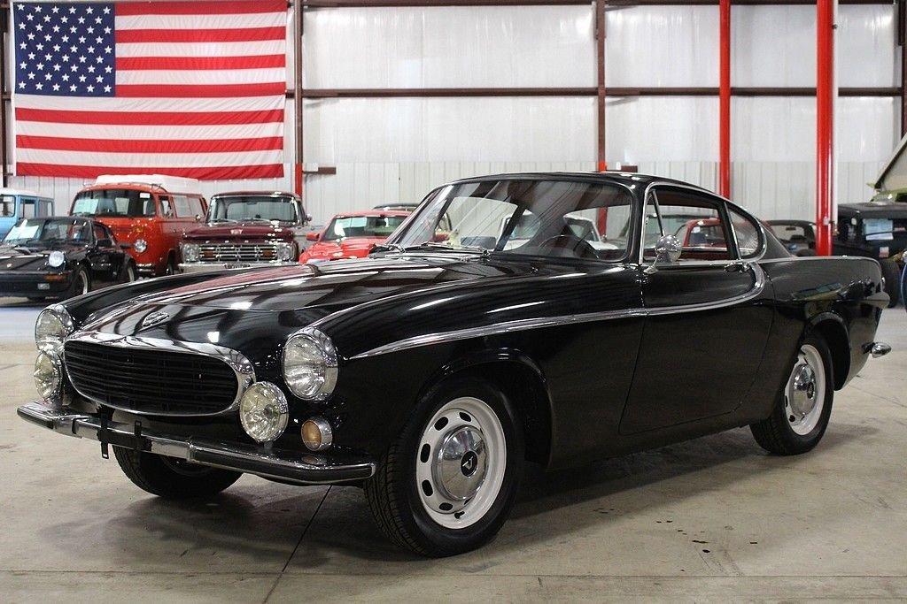 1965 volvo p1800