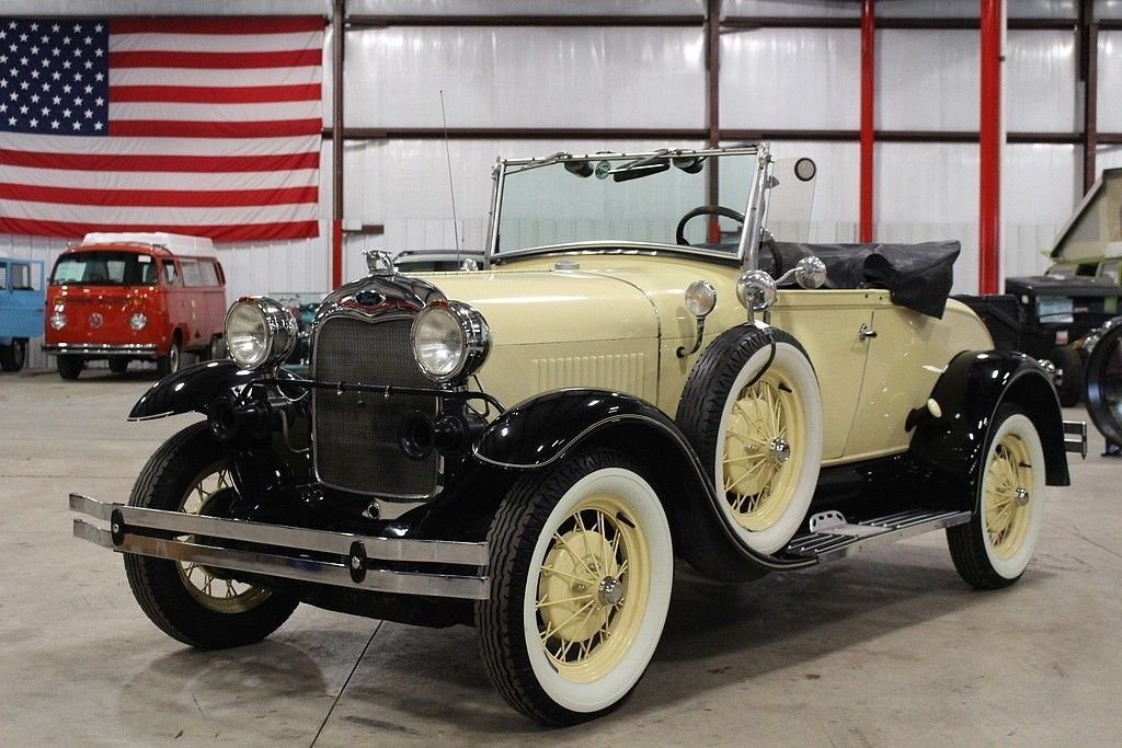 1980 ford model a shay reproduction