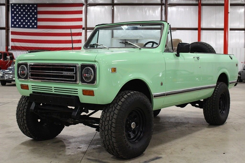 1979 international scout ii traveler
