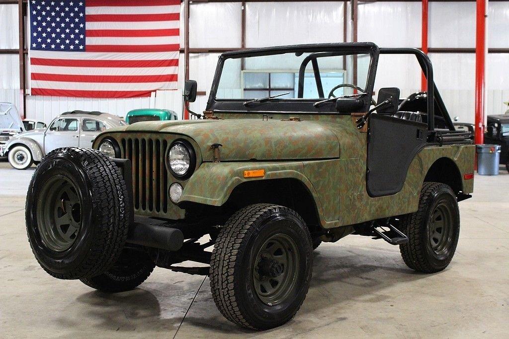1974 jeep cj 5