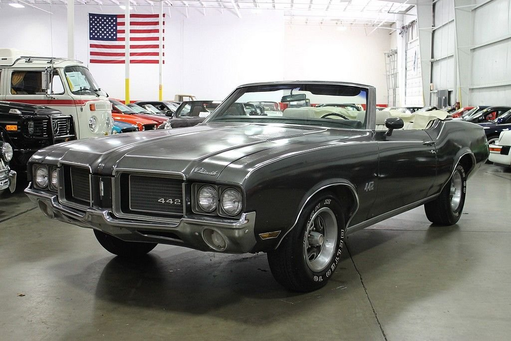 1972 oldsmobile 442