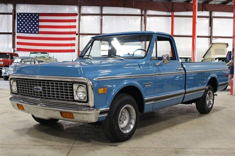 1971 chevrolet c10 gr auto gallery 1970 Chevy Truck 1971 chevrolet c10