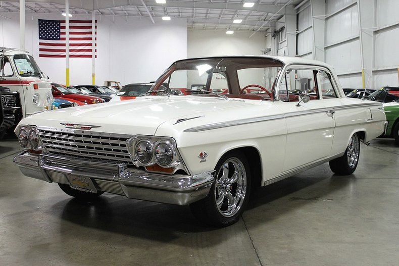 1962 chevrolet bel air post