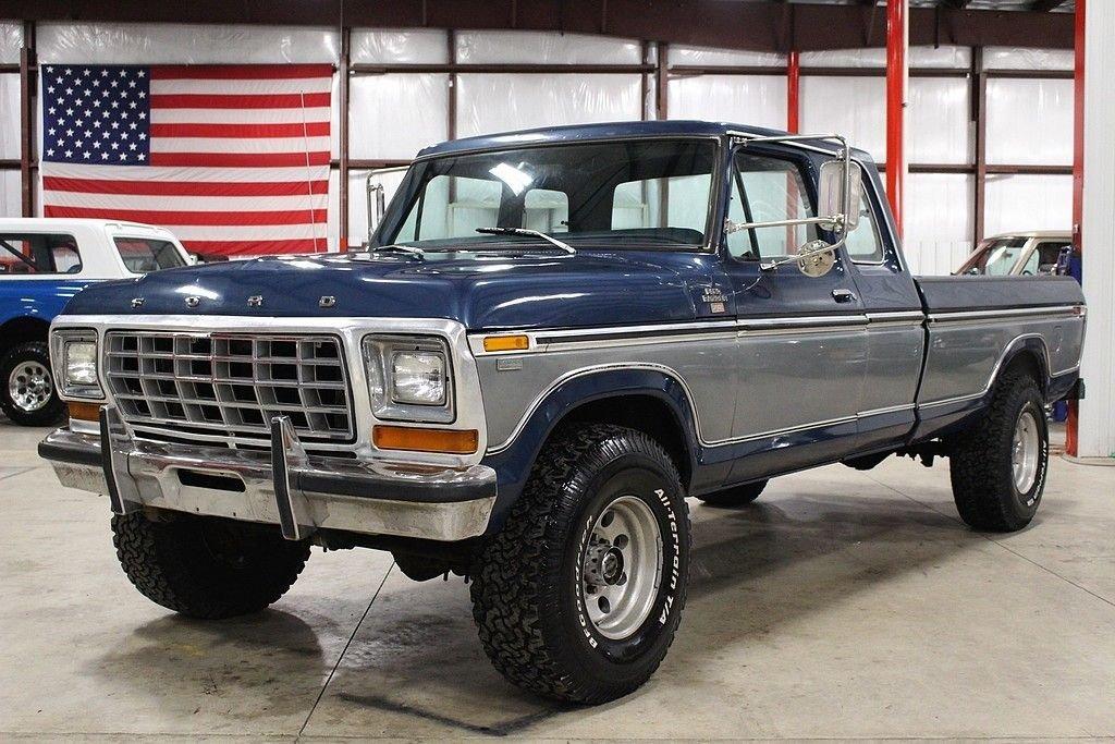 1979 ford f250 xlt ranger