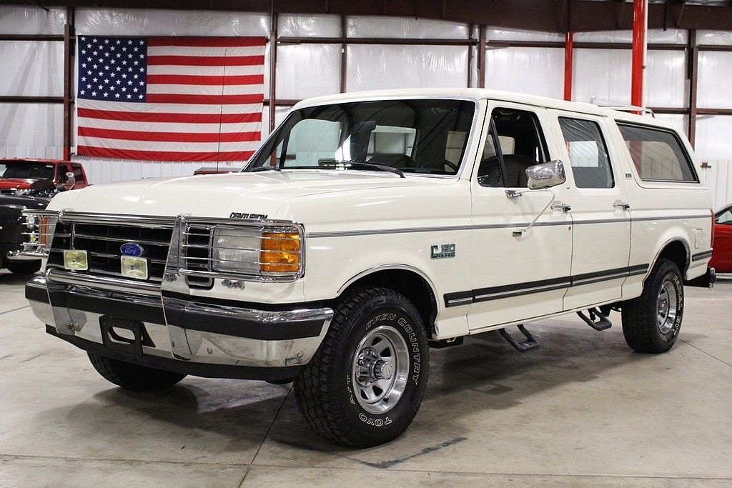 1990 ford bronco c150 centurion