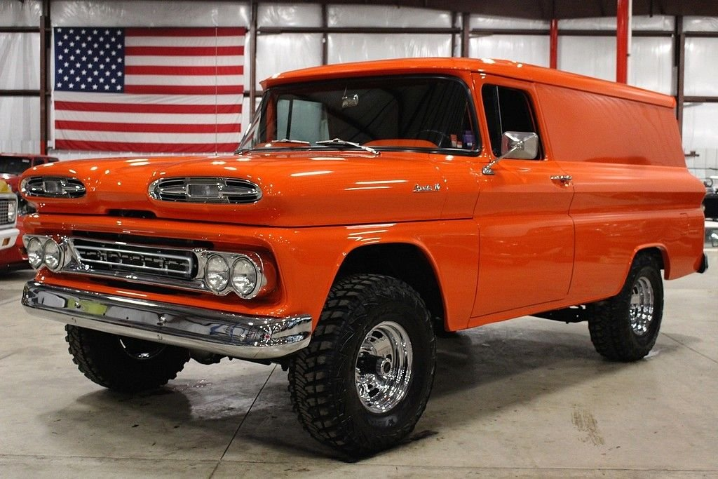 1961 chevrolet apache panel delivery