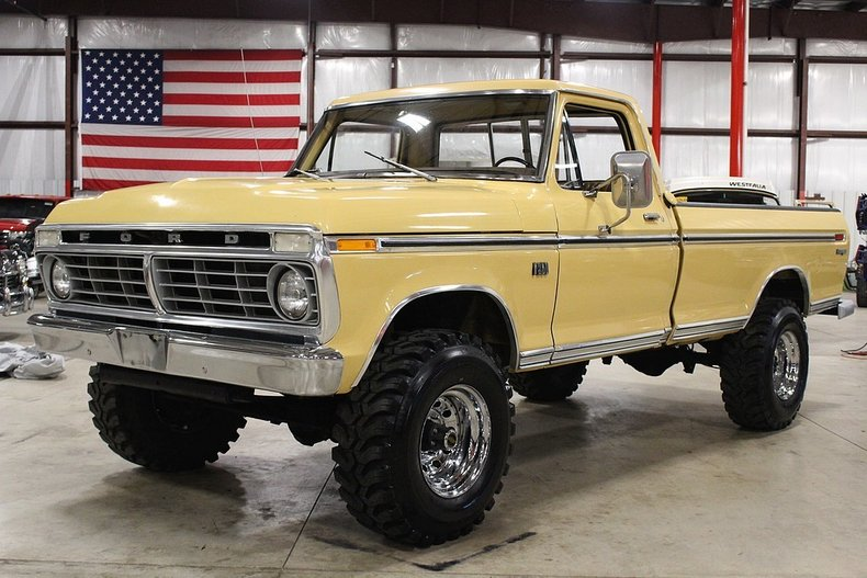 1975 Ford F250 >> 1975 Ford F250 Gr Auto Gallery
