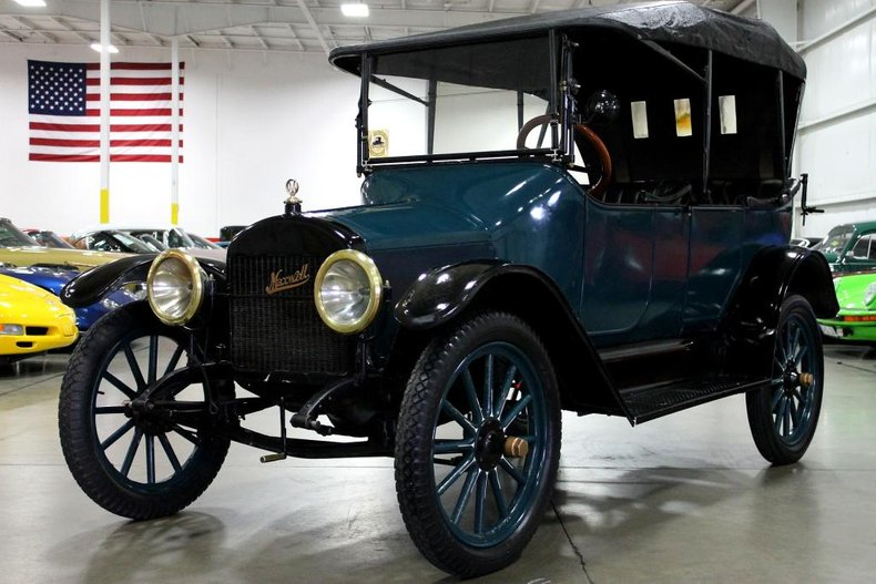 1915 maxwell model 25 touring