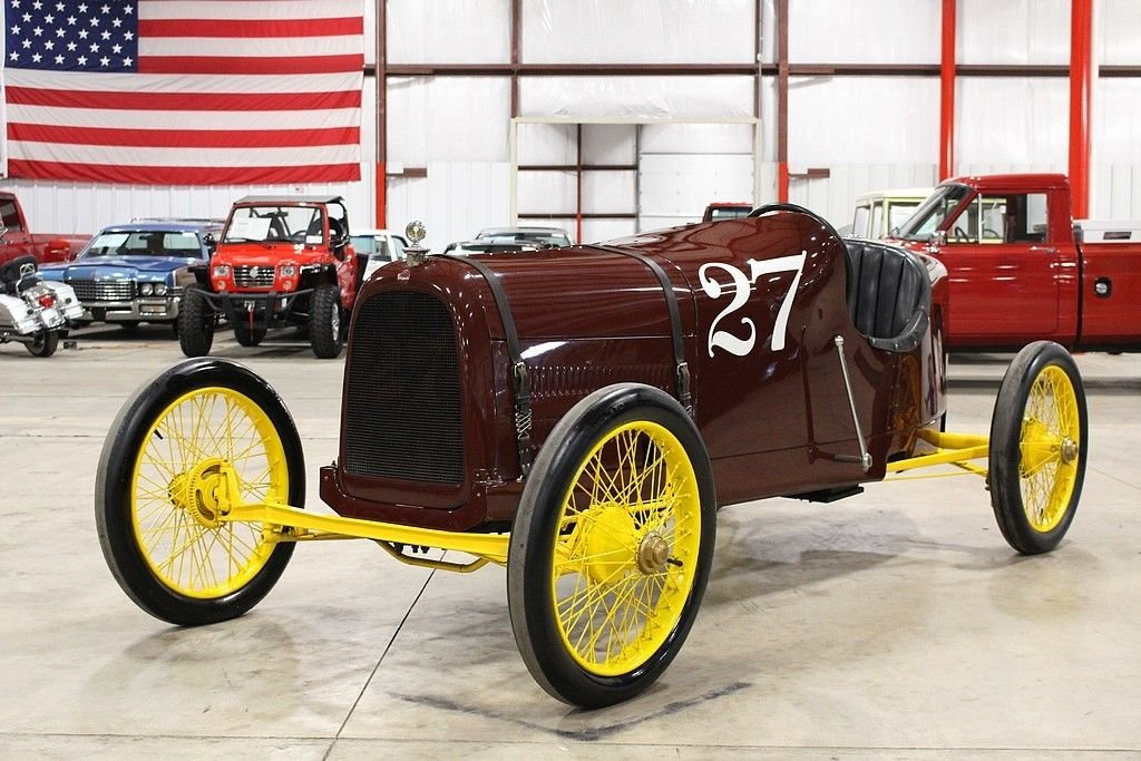 1922 ford model t indy board track racer