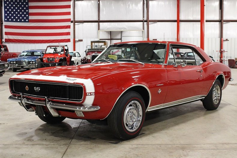 1967 Chevrolet Camaro | GR Auto Gallery