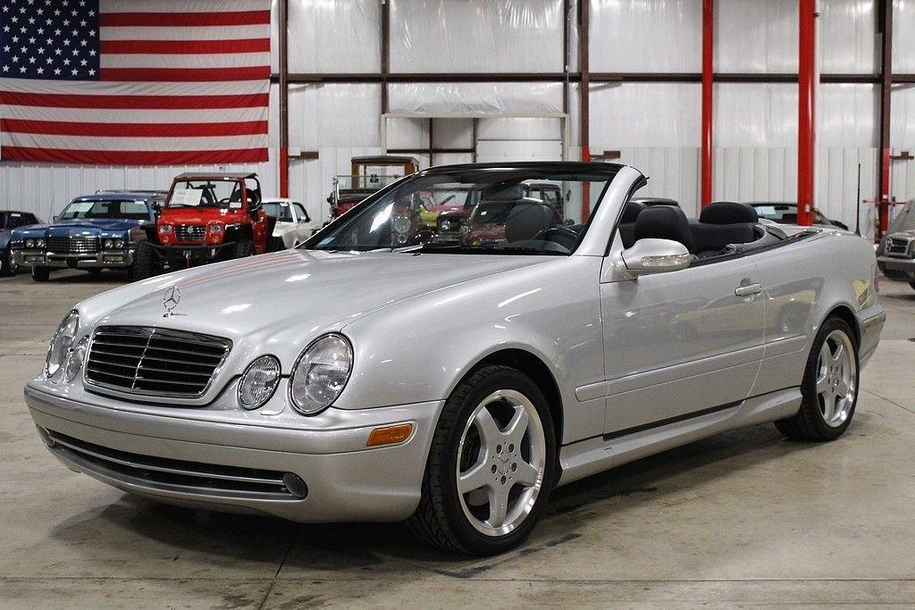 2002 mercedes benz clk430