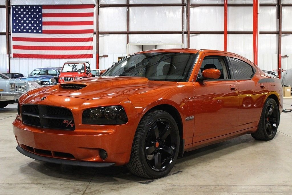 2006 Dodge Charger Gr Auto Gallery