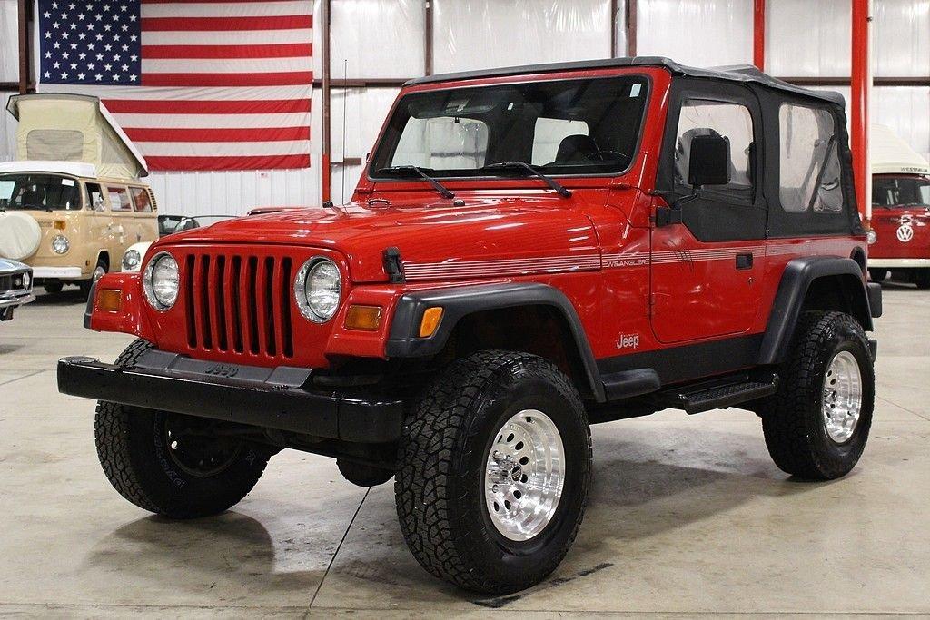 1997 jeep cj 7
