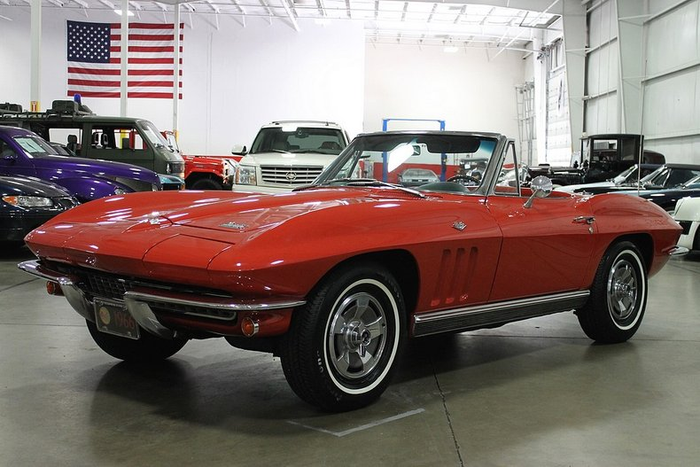 1966 chevrolet corvette lt 1