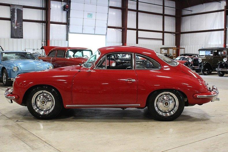 1963 Porsche 356   GR Auto Gallery