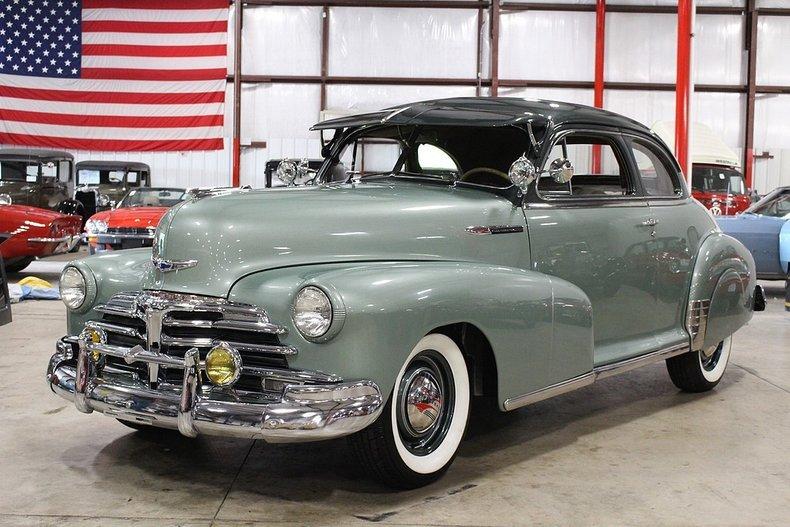 1948 Chevrolet Fleetmaster Gr Auto Gallery