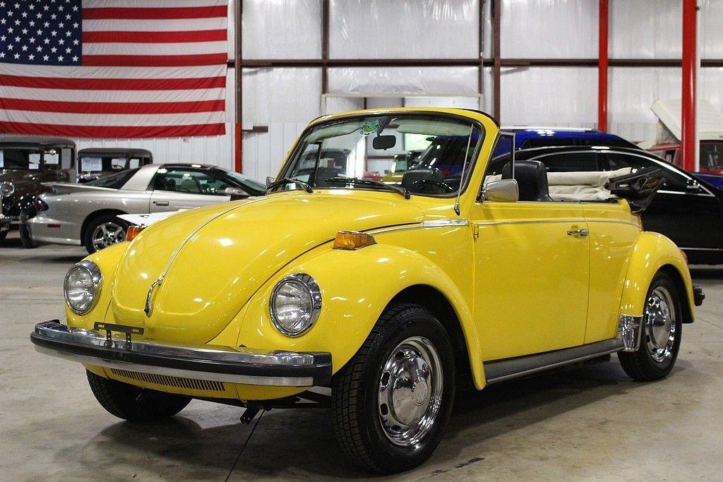 1975 volkswagen super beetle