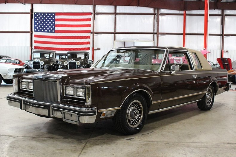 1980 Lincoln Town Car For Sale 59854 Mcg