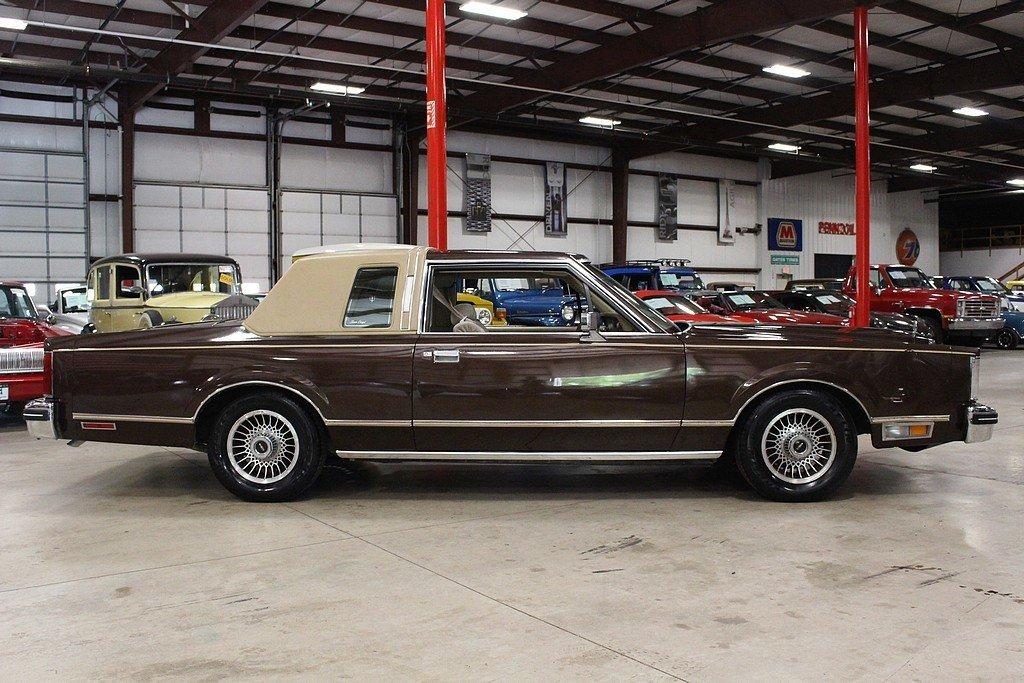 1980 Lincoln Town Car For Sale 59854 Mcg